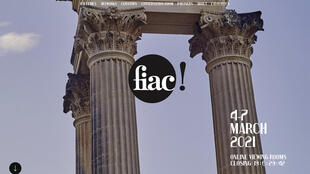 PHOTO FIAC CREDITS  Artlogic RDV CULT 04 03