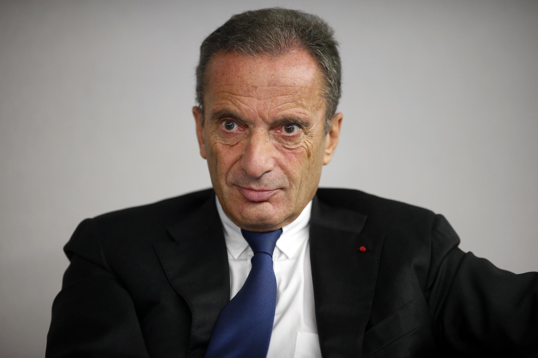 Анри Проглио в Париже, 14 октября 2014