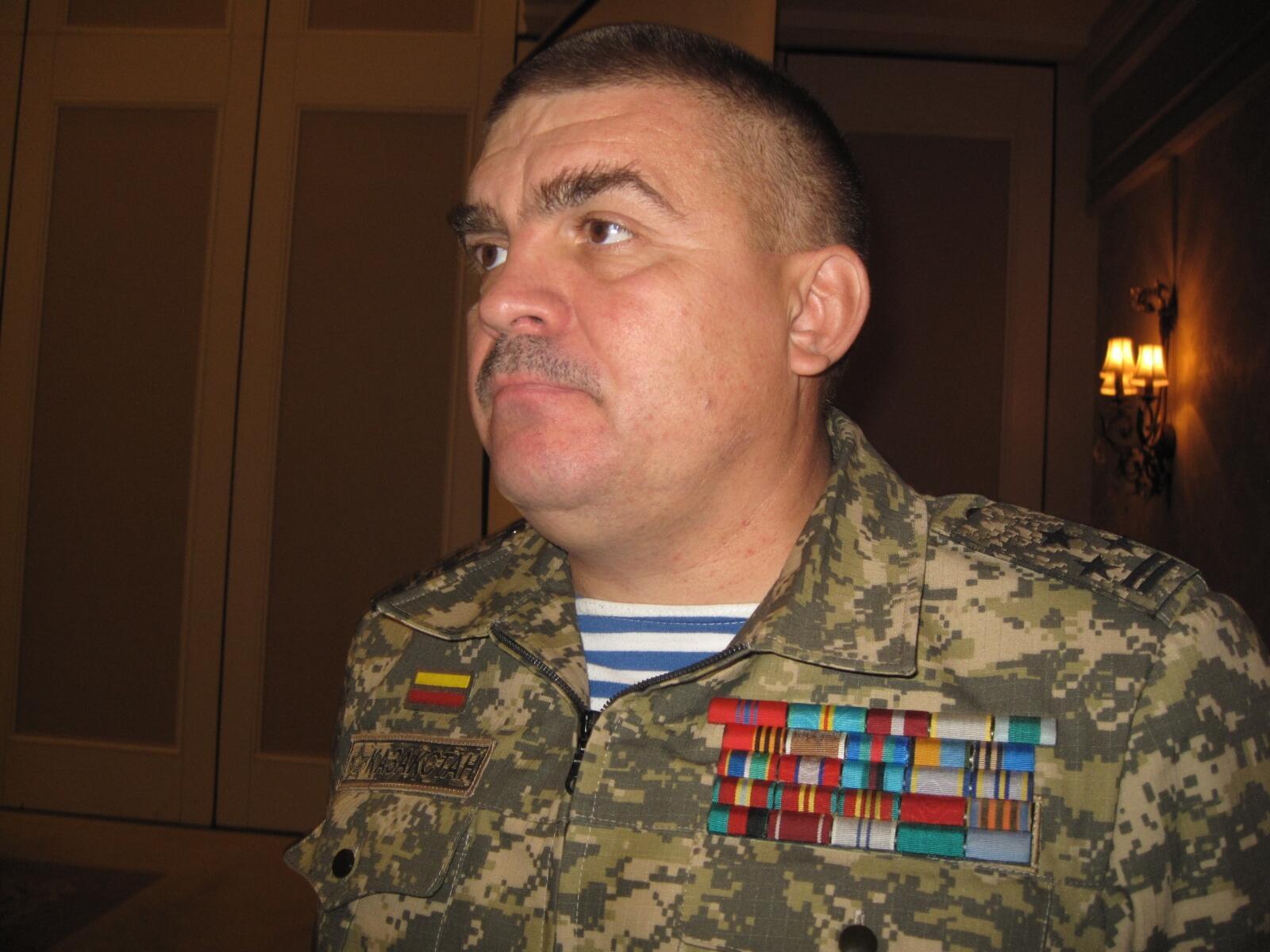 Сергей Пашевич: