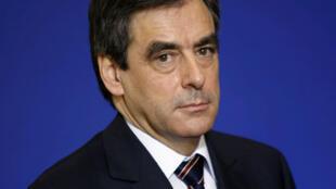 Le Premier ministre français, François Fillon.