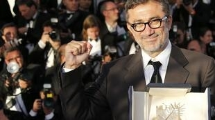 Nuri Bilge Ceylan a reçu la Palme d'or pour « Winter Sleep » (Sommeil d'Hiver) au 67e Festival de Cannes.
