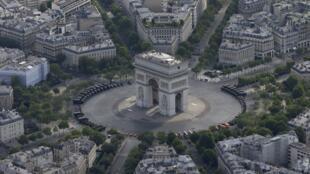 Análises no sistema de águas reutilizáveis de Paris apresentaram traços de coronavírus
