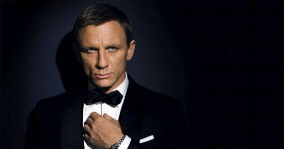Daniel Craig là diễn viên thứ sáu vào vai James Bond (DR)