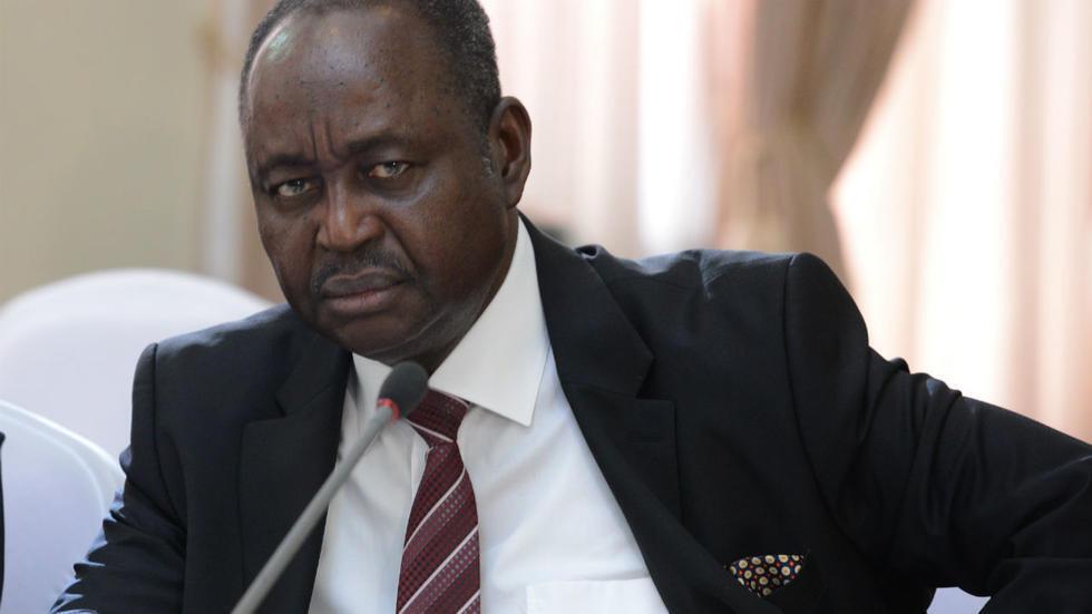 Tsohon shugaban Jamhuriyar Afrika ta Tsakiya Francois Bozize