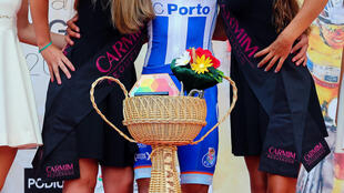 Amaro Antunes, ciclista português da W52-FC Porto.
