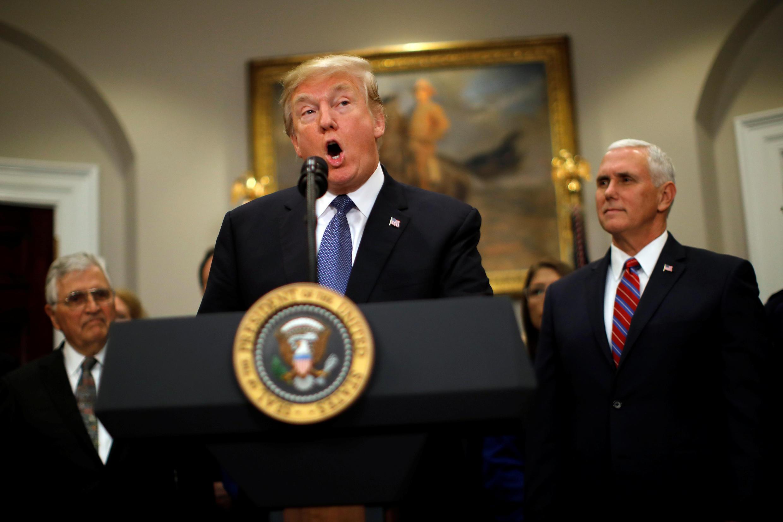 Chính quyền Trump tiếp tục siết chặt chính sách nhập cư.
