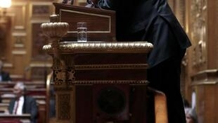 Jean-Pierre Sueur, le président de la commission des Lois au Sénat, le 4 avril 2013.