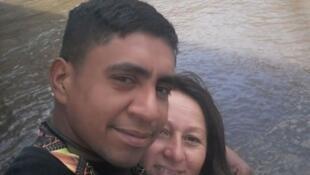 Diego Fernando Campo, otro excandidato asesinado.