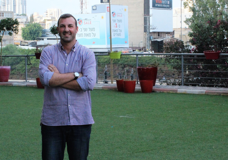 O advogado Mauro Rozenszajn quer revolucionar o futebol em Israel.