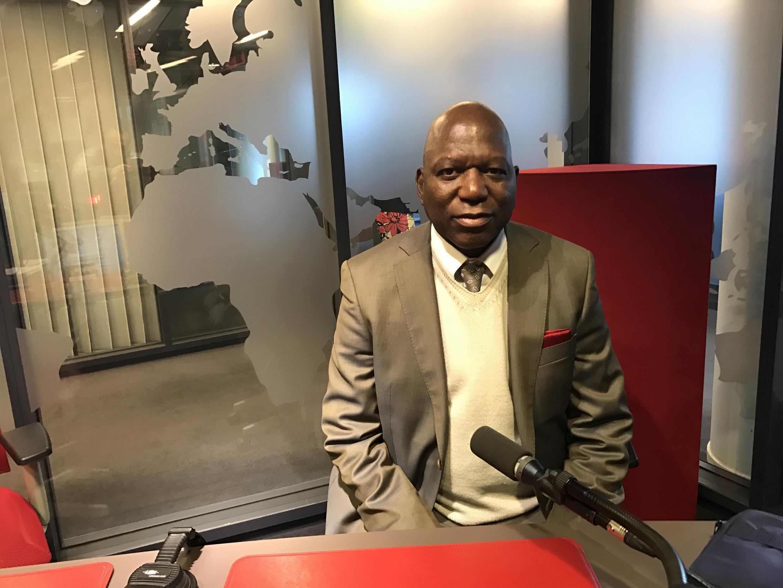 Iancuba Ndjai, político guineense