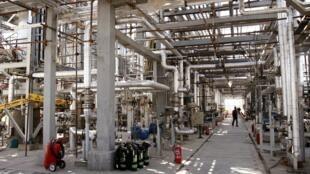 La centrale à eau lourde d'Arak, à 360 km au sud-ouest de Téhéran, était l'un des points d'achoppements dans les négociations sur le dossier nucléaire iranien.
