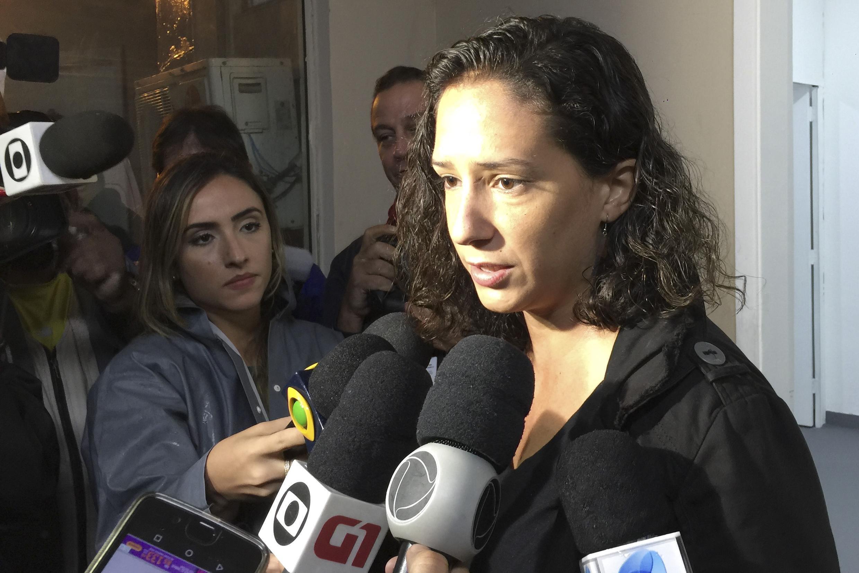 """""""Eu passei do luto para luta"""", diz Mônica Benício, viúva de Marielle Franco."""