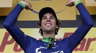 Michael Matthews se adjudicó la décima etapa en Revel.