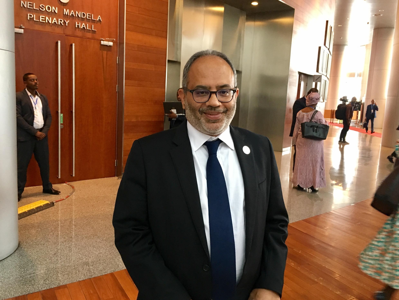 Carlos Lopes, membro da comissão de reforma da União Africana