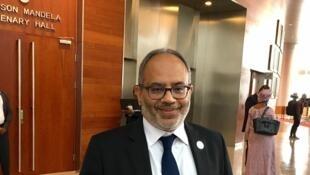 Carlos Lopes, une des voix économiques les plus en vue sur le continent africain.