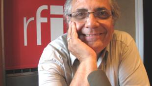 Pablo García en RFI.