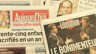 Diários franceses 28.11.2014