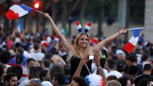 Agressões e assédios de mulheres aconteceram em toda a França durante as comemorações da vitória da seleção francesa no Mundial.