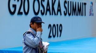 Le G20 à Osaka au Japon, les 28 et 29 juin, réunit les chefs d'Etat et de gouvernement des 20 principales économies mondiales.