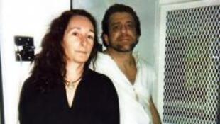 Sandrine Ageorges-Skinner et Hank Skinner.