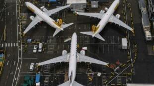 China suspendió los vuelos del Boeing 737 MAX tras dos accidentes en los que murieron 346 personas