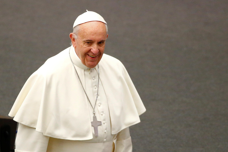 O papa Francisco celebrará a tradicional Missa do Galo