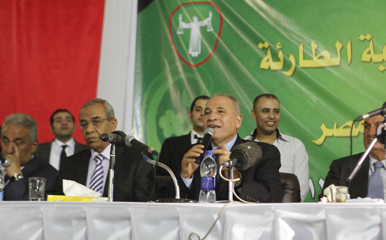 Ministan shari'ar Masar Ahmed al-Zind