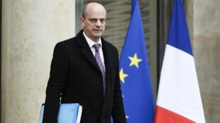 Jean-Michel Blanquer, ministro da Educação