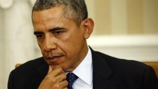 Tổng thống Obama sẽ phải thông báo việc cải cách NSA ngày 17/01/2014 - REUTERS /Kevin Lamarque