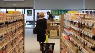 Alimentos bio
