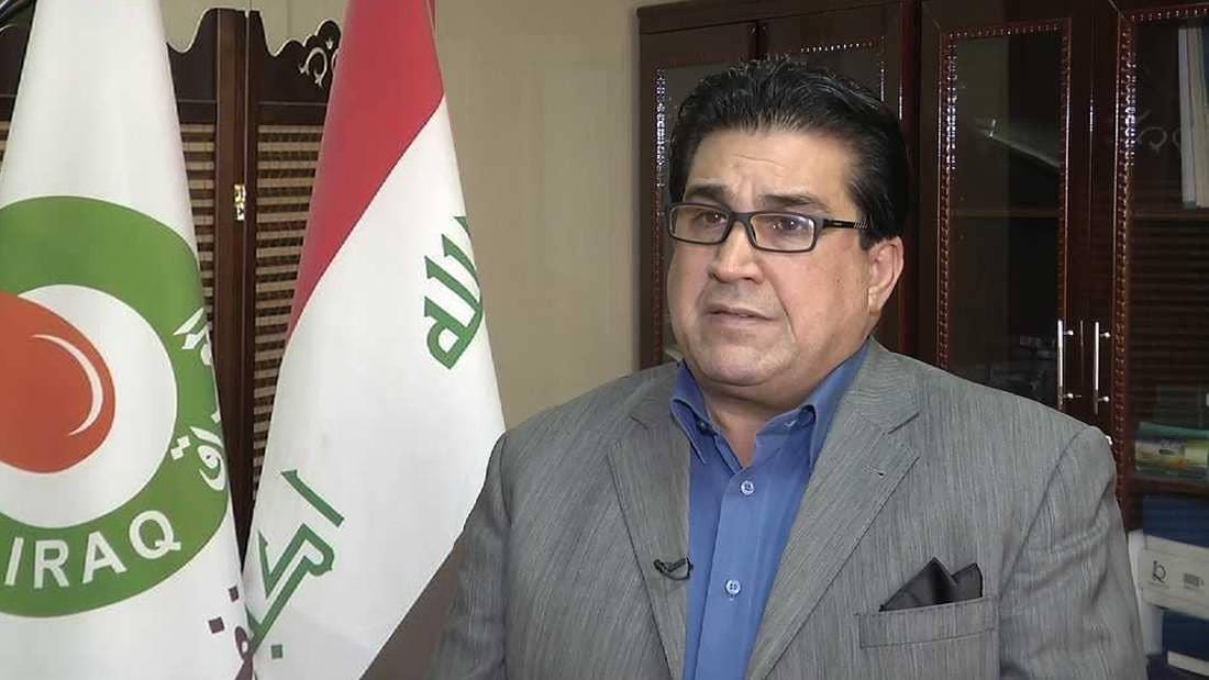 """عاصم جهاد"" سخنگوی وزارت نفت عراق"