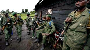 L'armée angolaise participe aussi à la formation des brigades des FARDC (Forces armées de la RDC).