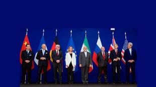 برجام یا توافق هسته ایران، روز سهشنبه ۲۳ تیر ۱۳۹۴ (۱۴ ژوئیه ۲۰۱۵) در وین پایتخت اتریش، بین ایران، اتحادیه اروپا و گروه ۱+۵ (شامل چین، فرانسه، روسیه، بریتانیا، ایالات متحده آمریکا و آلمان) منعقد شد.