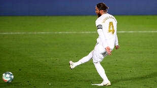 Sergio Ramos - Real Madrid - Espanha - Futebol - Football - Liga