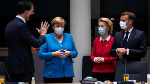 محور اصلی اجلاس رهبران ۲۷ کشور عضو اتحادیه اروپا، تصمیم بر سر اختصاص یک بودجه کوتاه مدت ۷۵۰ میلیارد یورویی و یک بودجه بلند مدت ۱,۰۷۴ میلیارد یورویی جهت احیای اقتصادی کشورهای عضو است که از شیوع ویروس کرونا بیشتر آسیب دیدهاند. اختصاص این بودجه نیاز به اتفاق آرای همه ۲۷ کشور عضو این اتحادیه دارد