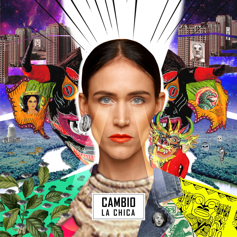 La Chica's debut album Cambio, released 8 February