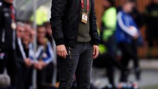 Roberto Moreno takes over from Leonardo Jardim at Monaco who lie seventh in the French top flight.
