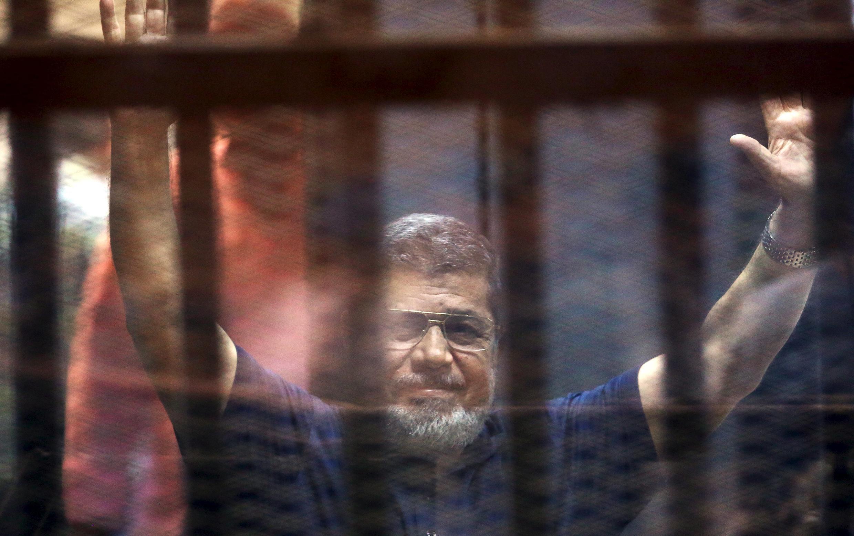 Tsohon shugaban kasar Masar Muhamed Morsi