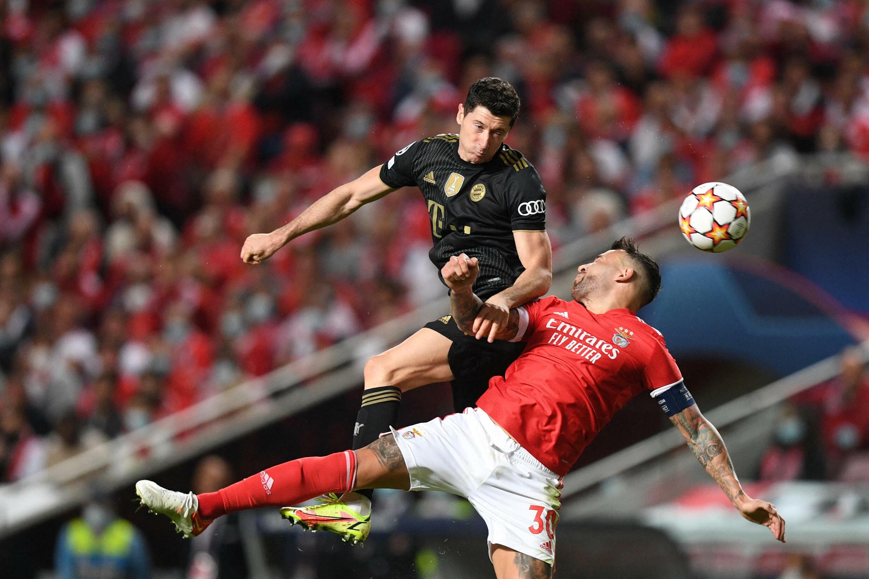 Robert Lewandowski - SL Benfica - Bayern Munique - Munich - Lisboa - Liga dos Campeões - Champions League - UEFA - Portugal - Alemanha - Ligue des Champions