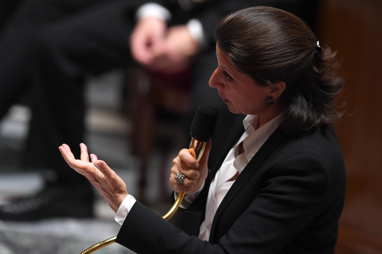 La ministre française de la Santé Agnès Buzyn.