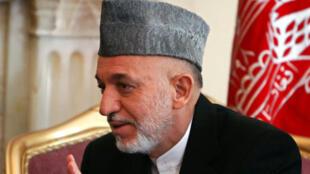 Le président sortant Hamid Karzaï a été réélu à la tête de l'Afghanistan avec 54,6% des voix.