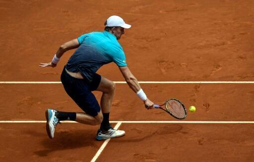 Kevin Anderson, tenista sul-africano.