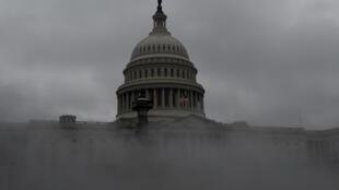 Esta foto de archivo muestra el Capitolio en Washington, el 11 de febrero de 2021