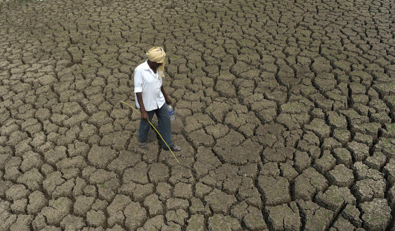 A seca assola o sul e o centro de Angola de forma recorrente há uma dezena de anos.