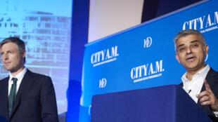 Zac Goldsmith est le fils d'un milliardaire, et Sadiq Khan est le fils d'un chauffeur de bus. Lequel sera élu maire de Londres, lors des élections municipales britanniques ?