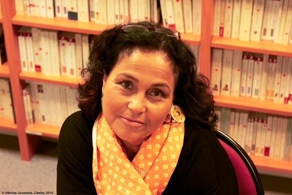 Angélique Kourounis.