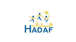 Le logo de l'Hadaf.