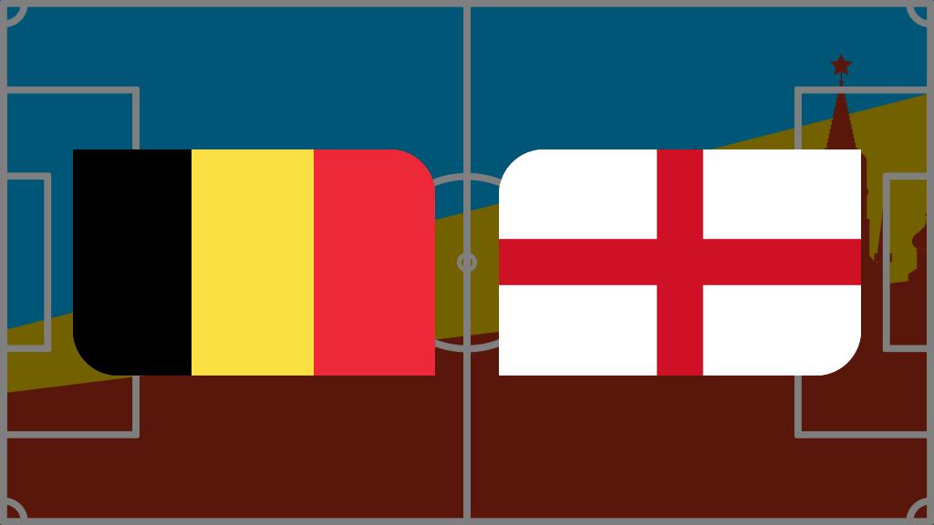 Belgique - Angleterre