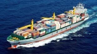伊朗航运公司船只
