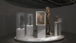 Une vue de l'exposition «Picasso Primitif».